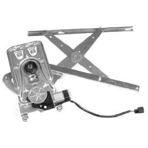 Chrysler/Dodge Rear Passenger Side Power Window Regulator with Motor