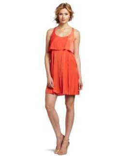 Jessica Simpson Womens Tank Layer Dress Clothing