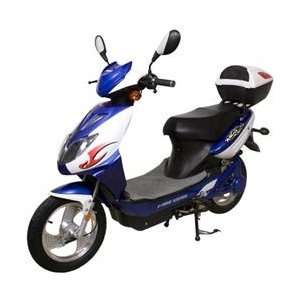 Treme Electric XB 600 Bicycle Scooter Moped Bike Blue
