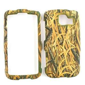 LG Optimus S LS670 Camo / Camouflage Hunter Series, w/ Shedder Grass