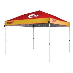 Kansas City Chiefs NFL First Up 10x10 Tailgate Canopy by