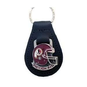 Redskins Small Leather Key Ring