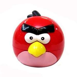 Mini Cute Birds Speaker   Red