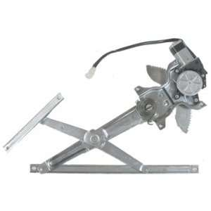 Toyota Corolla Front Power Window Regulator with Motor