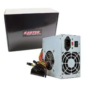 600 Watt 600W Dual Fan ATX Power Supply 12V SATA 20/24 PIN