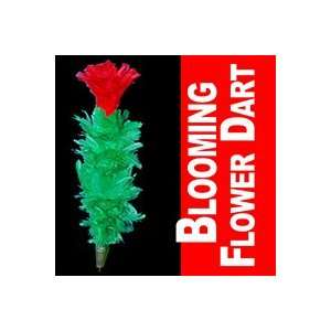 Blooming Feather Flower Dart Magic trick Tricks magical