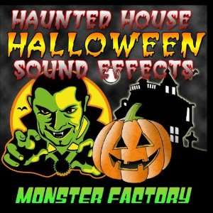Haunted House Halloween Sound Effects Monster Factory Music