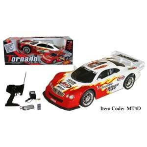 17 four wheel drive Mercedes Benz racing car rc vehicle