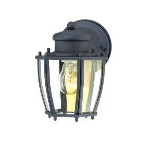 Westinghouse 6200100 1 Light Outdoor Lantern, Two Pack