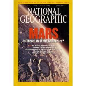 MARS IS THERE LIFE IN THE ANCIENT ICE NATIONAL GEOGRAPHIC