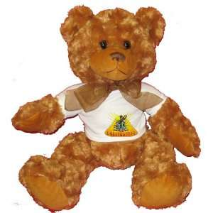 REALIZATION Plush Teddy Bear with WHITE T Shirt Toys