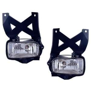 Ford Escape Replacement Fog Light Assembly   1 Pair