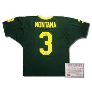 Joe Montana Notre Dame Fighting Irish Autographed/Hand