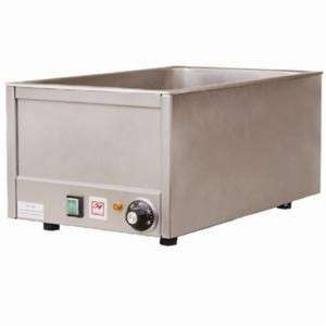 Full Size Commercial Countertop Electric Food Warmer Steam Buffet