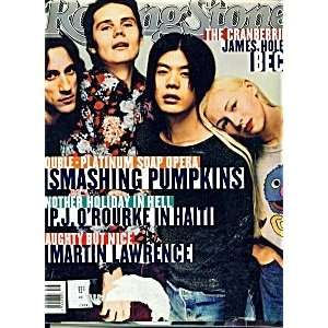 Magazine Red Hot Chili Peppers Back Issue April 7 1994 Anthony Kiedis
