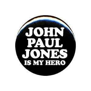 1 Led Zeppelin John Paul Jones Is My Hero Button/Pin