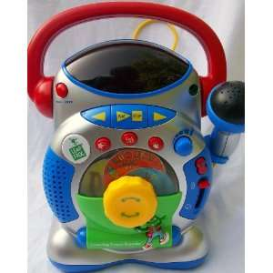 Leap Frog Learning Screen Karaoke Toy Toys & Games