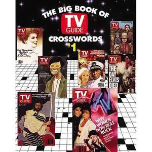 The Big Book of TV Guide Crosswords, #1 Test Your TV IQ