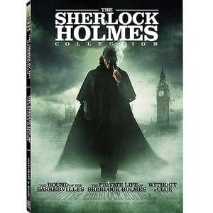 Sherlock Holmes Collection Gift Set (Full Frame) Movies