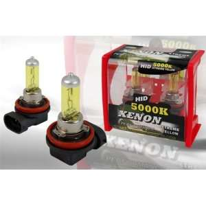 08 09 Nissan Rogue H11 Super Yellow Light Bulbs For Low