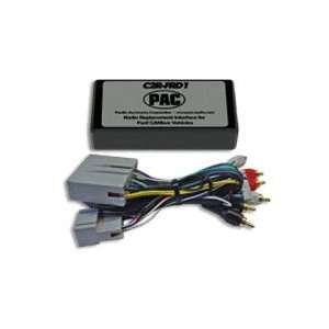 PAC Radio Replacement Interface For MSCAN Databus Select
