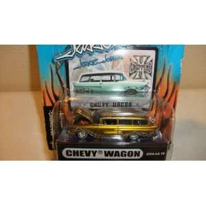 Muscle Machines 1/64 Scale Diecast West Choppers Coast